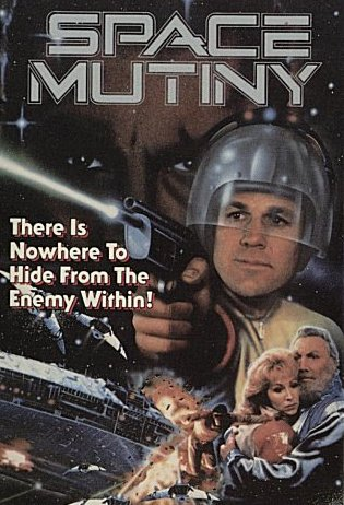 Space Mutiny also had ships made of concrete and it is considered to be one of the worst movies ever. It is however one of the best MST3K's